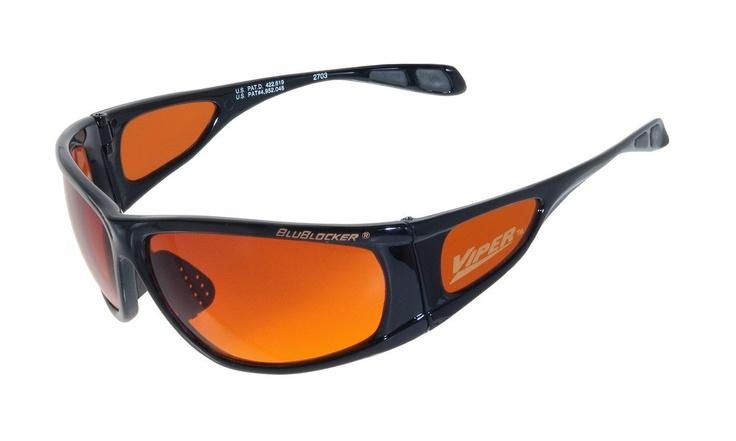 Blue Blocker Sunglasses 117