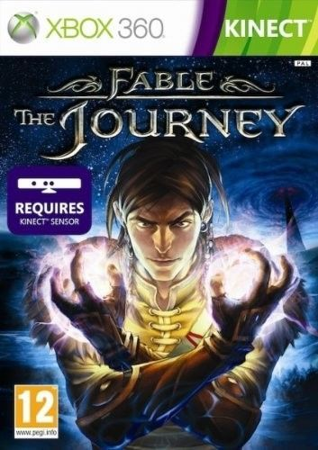 Kinect Fable The Journey  + dlc  360  nuovo!!!