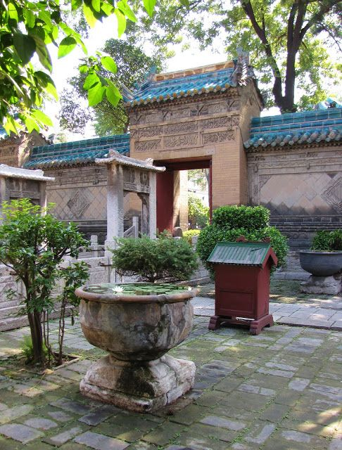 The Great Mosque, Xi'an, China