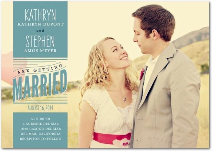 Adorable wedding invite!  http://www.thebridelink.com/vendor/wedding-paper-divas/photos