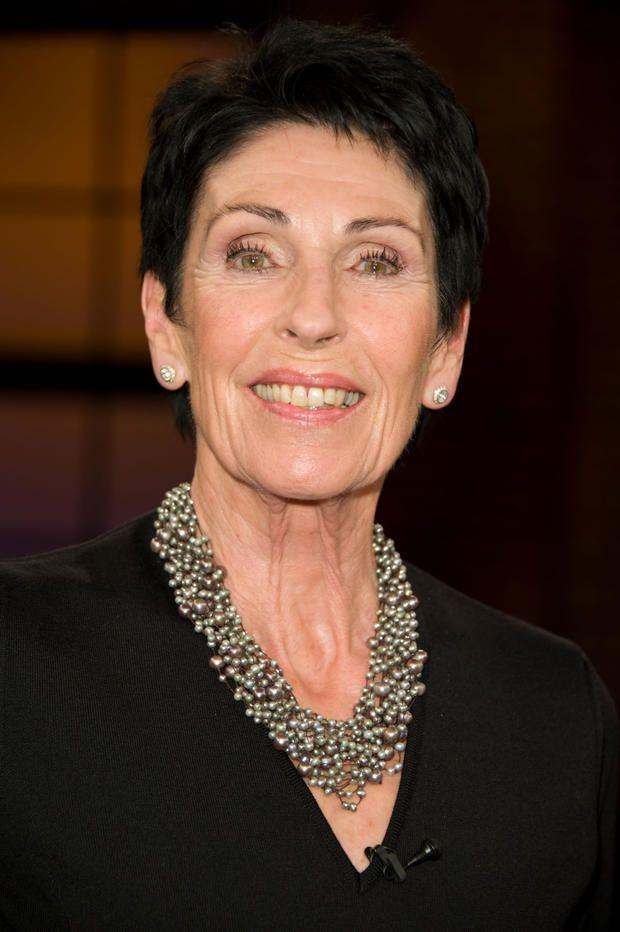 Erika Berger ist im Alter von 76 Jahren gestorben 05/2016