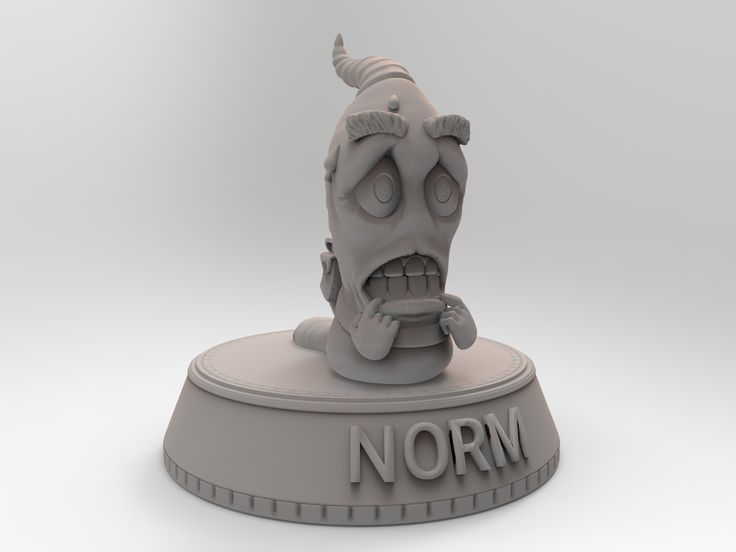 Norm in 3D!