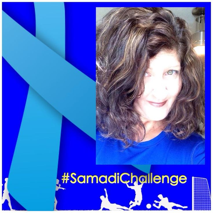 #SamadiChallenge #Womenforprostatehealth #GirlPower Making a difference for the important men in our lives! Share! #girlpower #prevention #awareness #menshealth #health