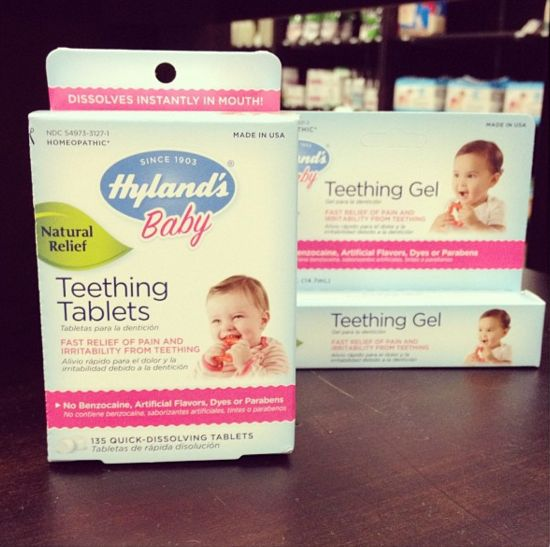 Hyland's Baby Teething Tablet   27 Underrated Parenting Products That Actually Work