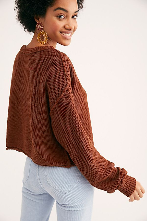d0b593abdfe Inside Out Pullover