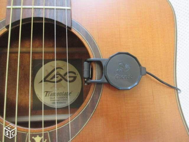 Micro guitare acoustique