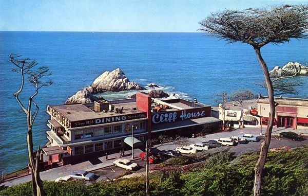 The Cliff House Restaurant, San Francisco, CA
