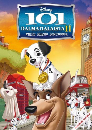 101 Dalmatialaista 2 - Pikku Kikero Lontoossa - Erikoisjulkaisu