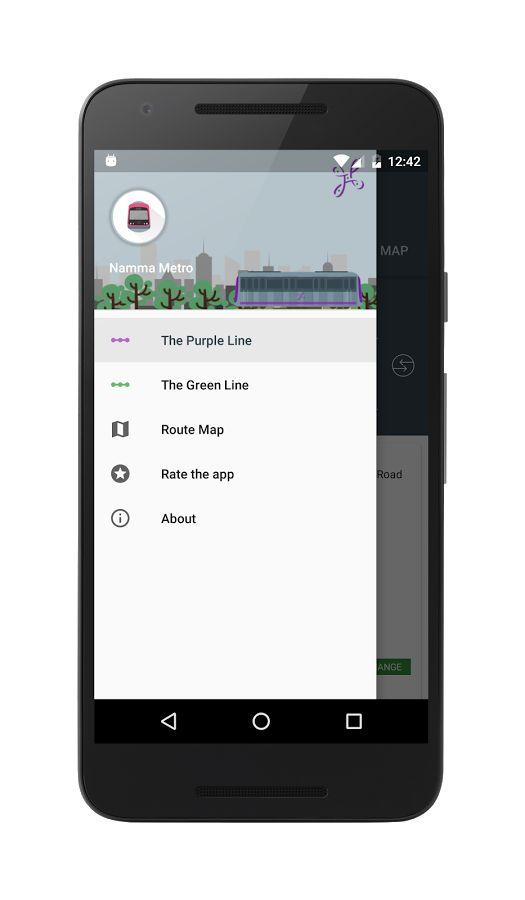 Namma Metro App