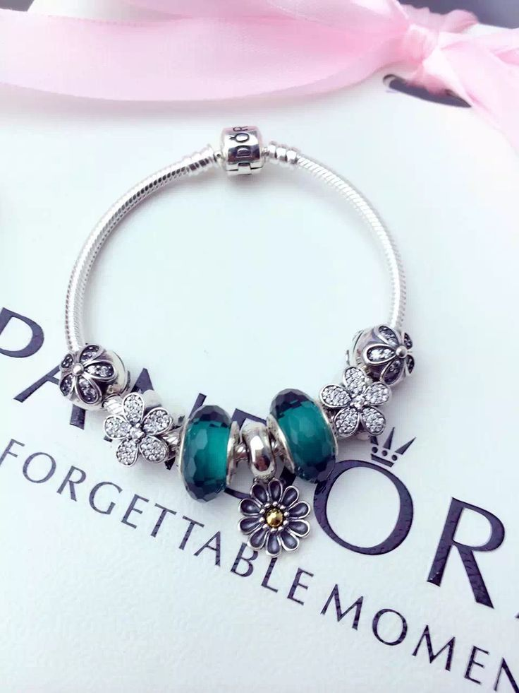 50% OFF!!! $199 Pandora Charm Bracelet. Hot Sale!!! SKU: CB01130 - PANDORA Bracelet Ideas