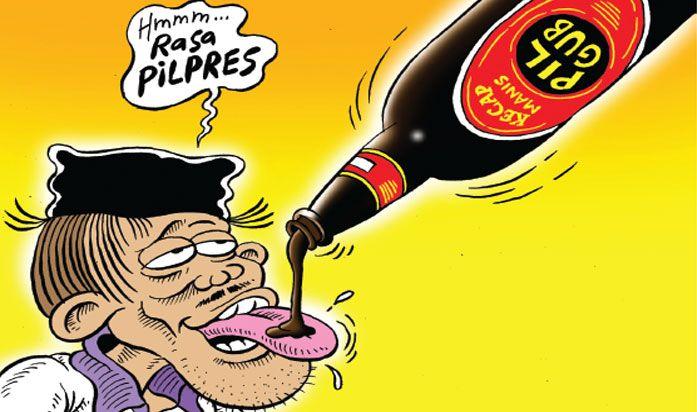 Mice Cartoon: Kecap Pilgub Rasa Pilpres - Rakyat Merdeka - September 2016 (KLIK untuk memperbesar)