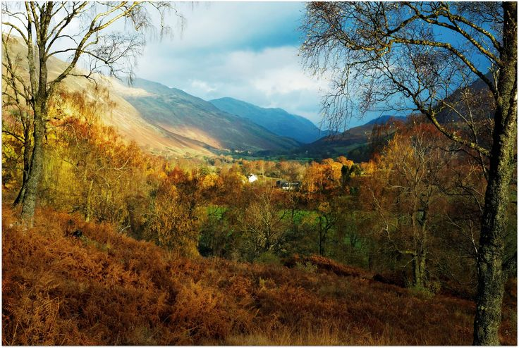 Glen Lyon Autumn Colours by eric niven on 500px