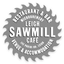 The Leigh Sawmill Cafe. New Zealand