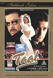 Taal Full Movie Hd Download Free. On a sight-seeing road trip of India, U.K. based Manav Mehta meets Mansi, the daughter of a singer, Tarababu. He is attracted to her, and makes his attraction known. She also is attracted ...