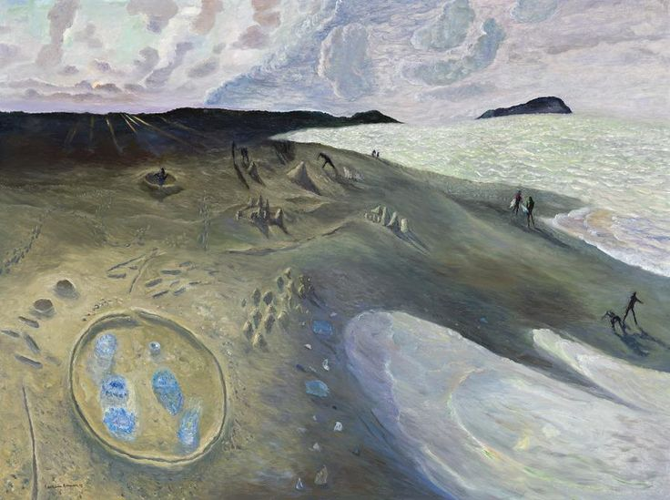 William Robinson - The Jellyfish Ring, 1995