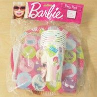 Barbie Party Pack 40 piece $22.95 A069379