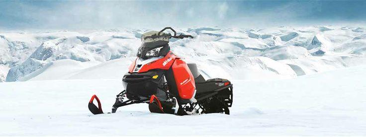 Ski-Doo Snowmobiles  My new sled! :)