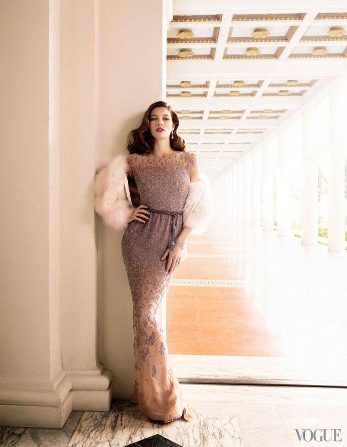Oscar de la Renta in Vogue | Fashion Design Weeks @voguemagazine #moda di lusso Moda di Lusso, vestiti piu preziosi. #Passarella #lifestyle di lusso Segui piu articoli su www.spazidilusso.it/