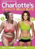 #9: Charlotte Crosby's 3 Minute Belly Blitz [DVD] [2014]