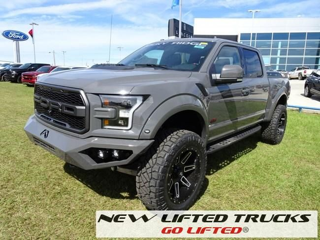Lifted Trucks New Lifted 2018 Ford F150 Raptor Rocky Ridge Stealth Edition Ford F150 Raptor Lifted Ford Trucks Ford F150