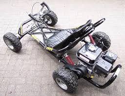 نتیجه تصویری برای scooterx go kart frame