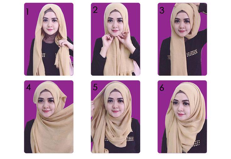 Beautiful_Hijab_Tutorial_With_Extra_Volume