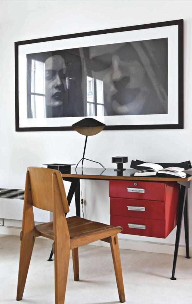 Modernist Paris Loft | Caroline Wiart Spaces | via The North Elevation
