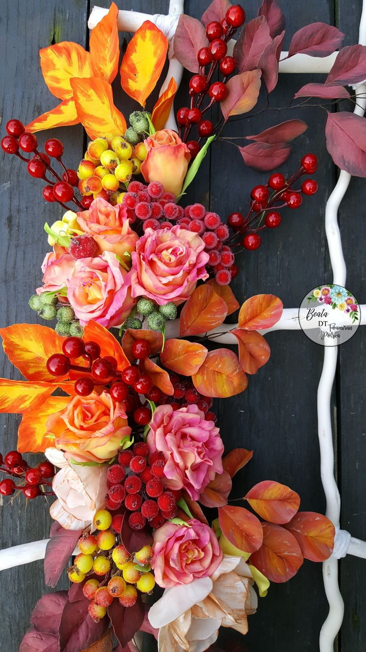 Foamiran flowers, kwiaty z foamiranu  Dekoracje z foamiranu