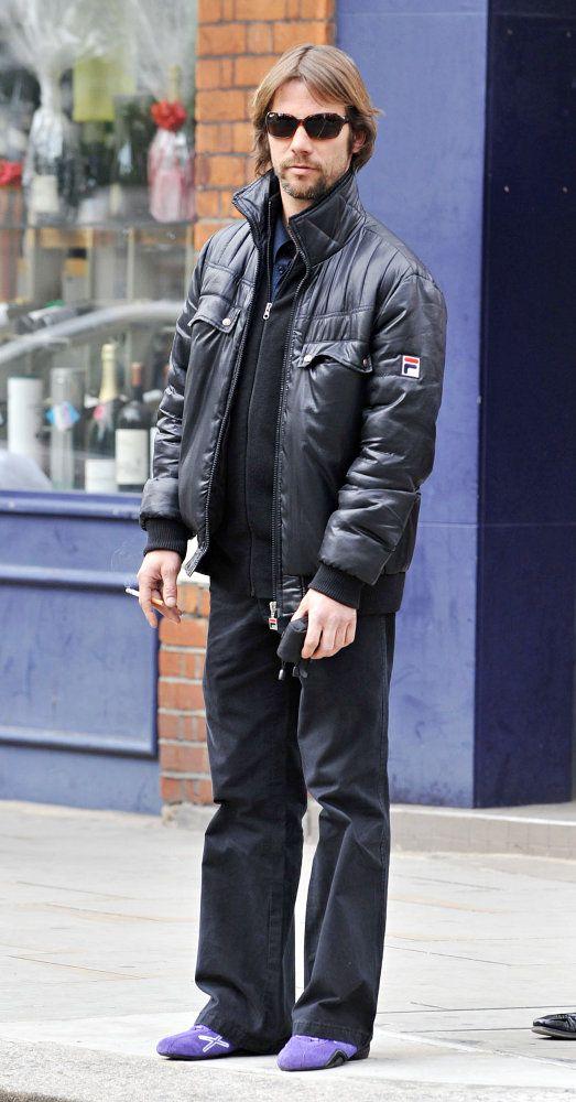 Jay Kay Fila Leather Jacket