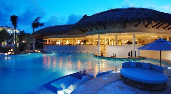 Paradisus Punta Cana in the Dominican Republic