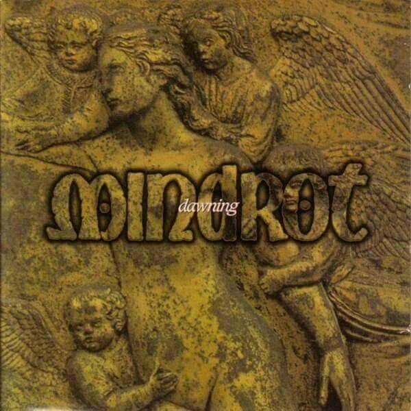 #NP Dawning(1995) #Mindrot, 1st full album