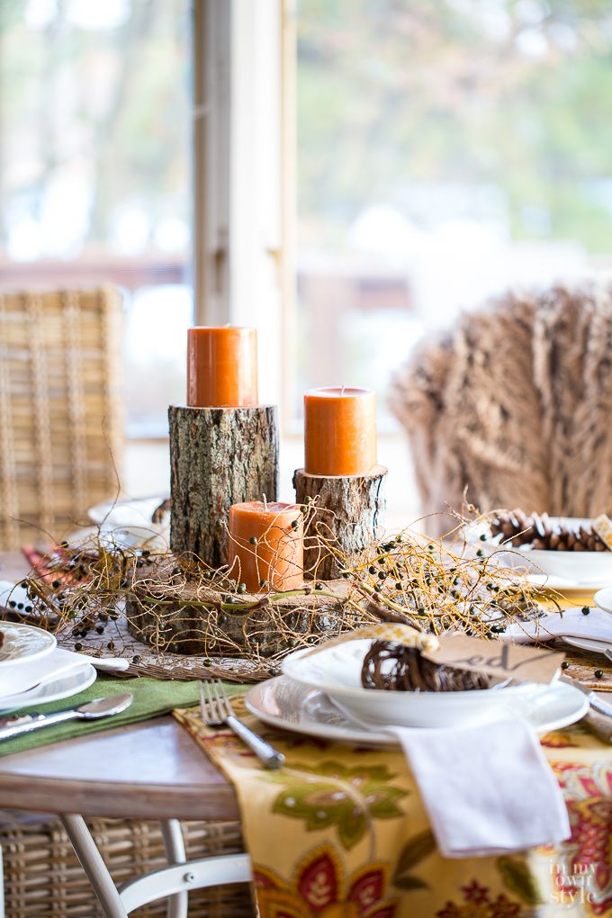 1000 images about affordable diy decorating ideas on for Table 52 thanksgiving