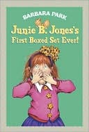 """Park, Barbara. Junie B. Jones. """"Kids relate to funny, feisty little Junie B., with her penchant for getting into all sorts of trouble."""" Ages 3-8"""
