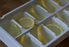 Dondurulmuş Limon Faydaları