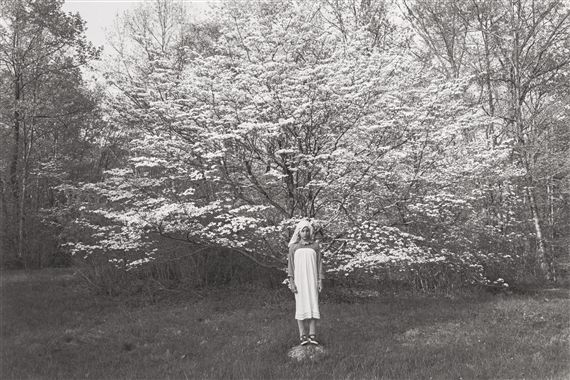 Lee Friedlander, North Carolina, Made of Gelatin silver print