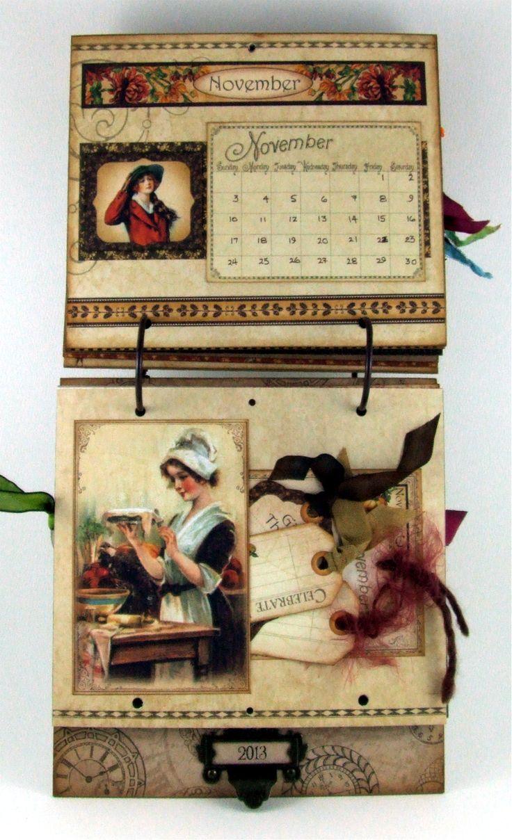 2013 Calendar – A Place in Time  