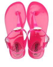 Roze Michael Kors kinderschoenen Jelly Hailey sandalen