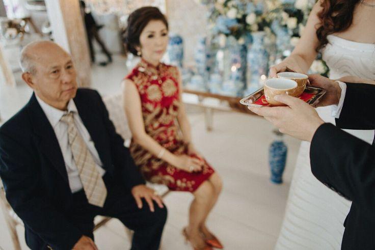 Wedding teapai