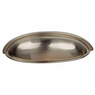 gliderite 3 inch satin nickel cabinet bin pulls pack of