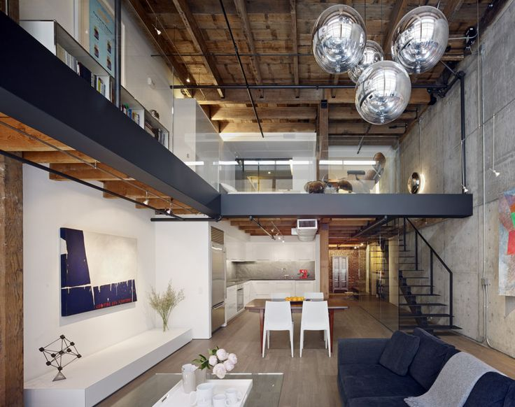 Reinventing San Franciscou0027s Oriental Warehouse Loft Awesome Ideas