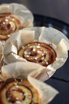 Originalrezept für Zimtschnecken aus Schweden, Kanelbullar, Haga-Bullar, Göteborg, Rezept Zimtschnecken,Nationalgebäck Schwedens,