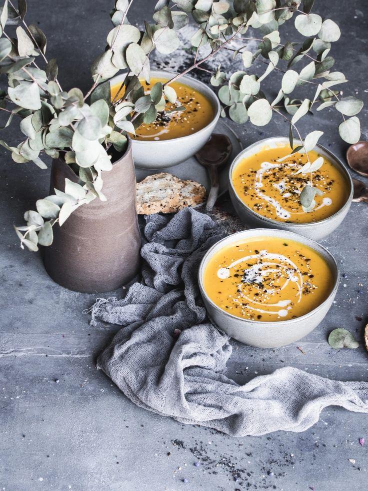 pumpkin soup by Natalia Lisovskaya on 500px