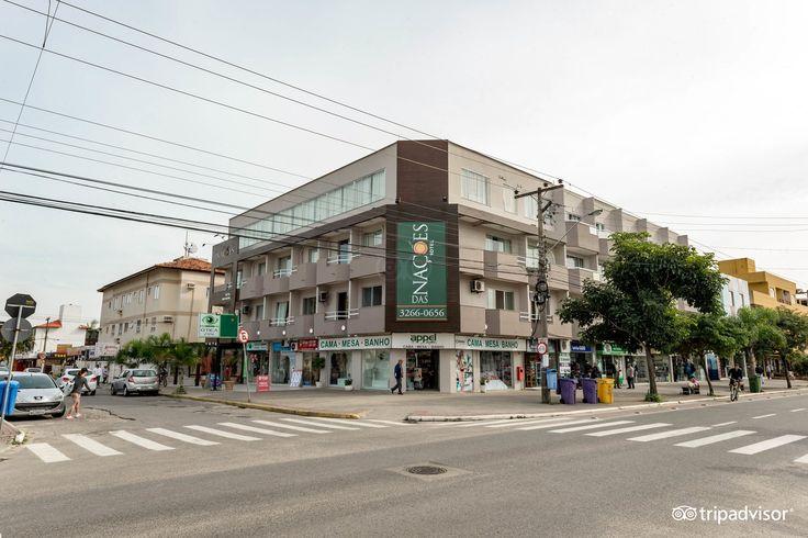 Das Nacoes Hotel (Canasvieiras, Florianópolis) - Apartamentos - Opiniones y comentarios - TripAdvisor