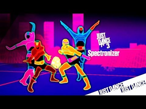 Just Dance 3 - Spectronizer - YouTube