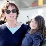Lei è Penelope, la figlia di Gianna Nannini. La piccola ora ha 6 anni ...