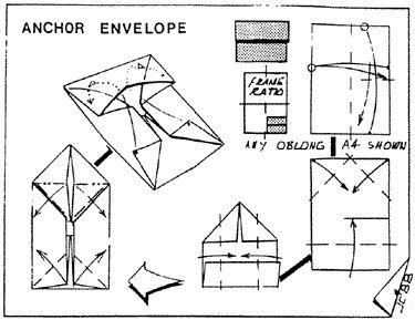 50 Best Images About Letter Envelope Folding On