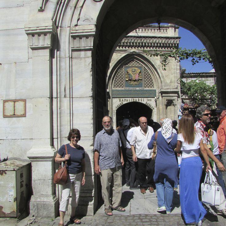 Entrance to Grand Bazaar