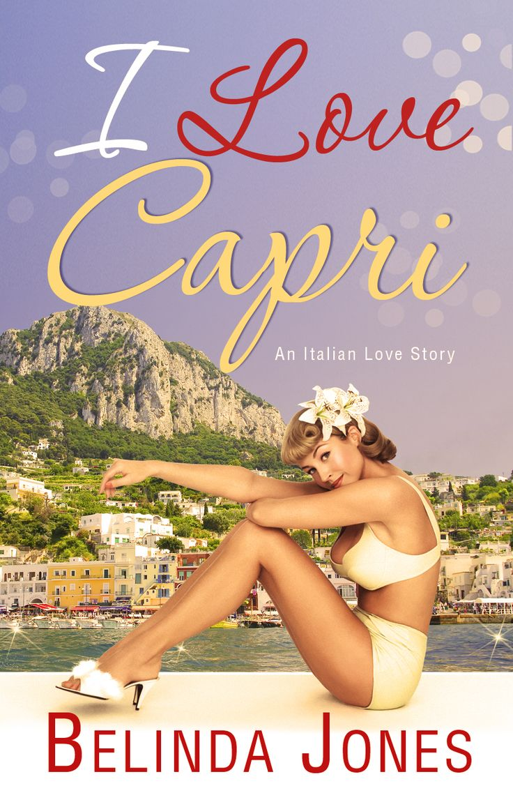 My most romantic book! An Italian love story set agains the back drop of Capri & Verona. Grab a bellini or a limoncello and enjoy!