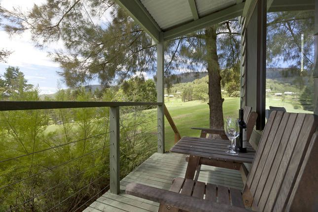Caddyshack Cabin 23 @ Kangaroo Valley Golf & Country Club, Kangaroo Valley | Kangaroo Valley, NSW | Accommodation