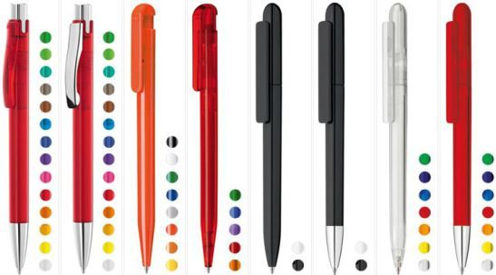 personalized pens from Chilli Ideas